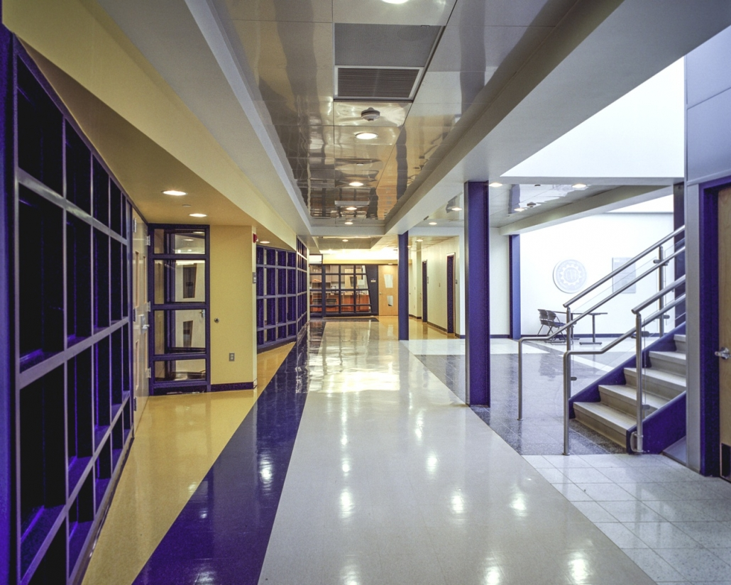Union County Vocational School The Rinaldi Group