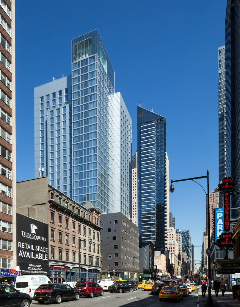 Riu Hotel Times Square The Rinaldi Group