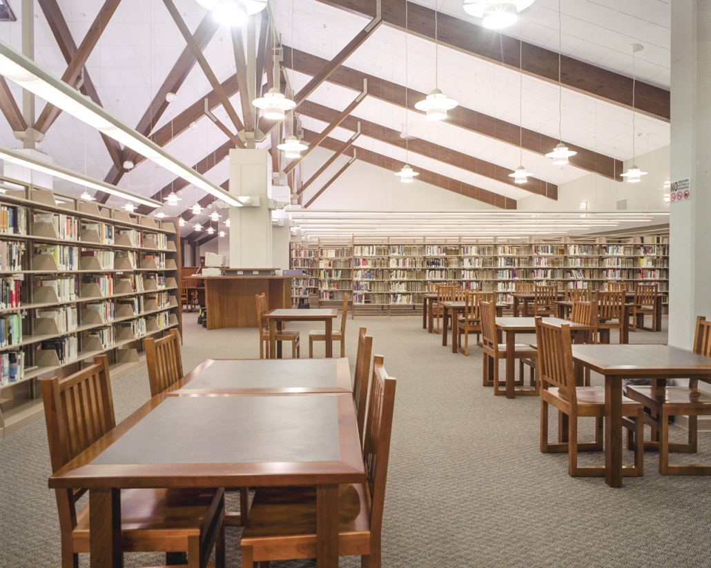 Brookdale Community College Library The Rinaldi Group