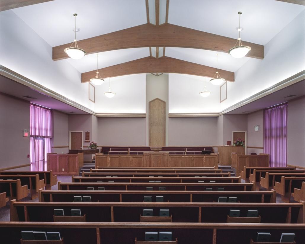 LDS Chapel Interiors
