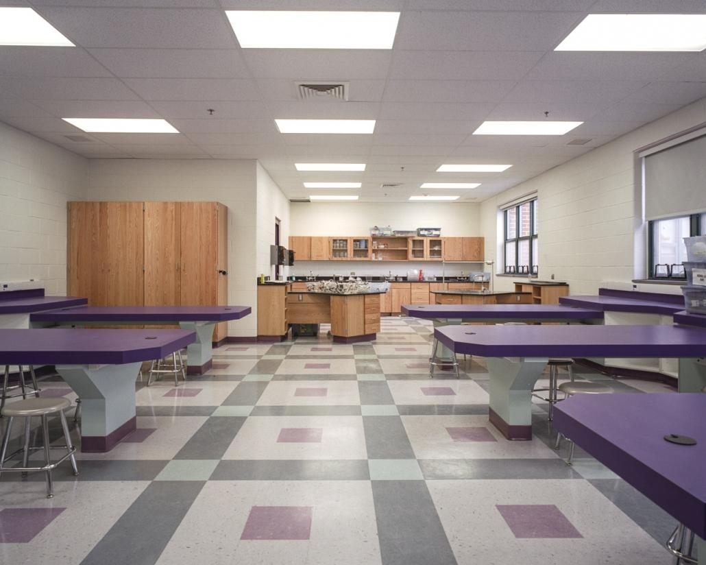Fountainwoods Elementary School The Rinaldi Group