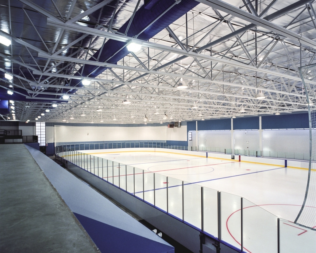 Mennen Ice Skating Arena - The Rinaldi Group
