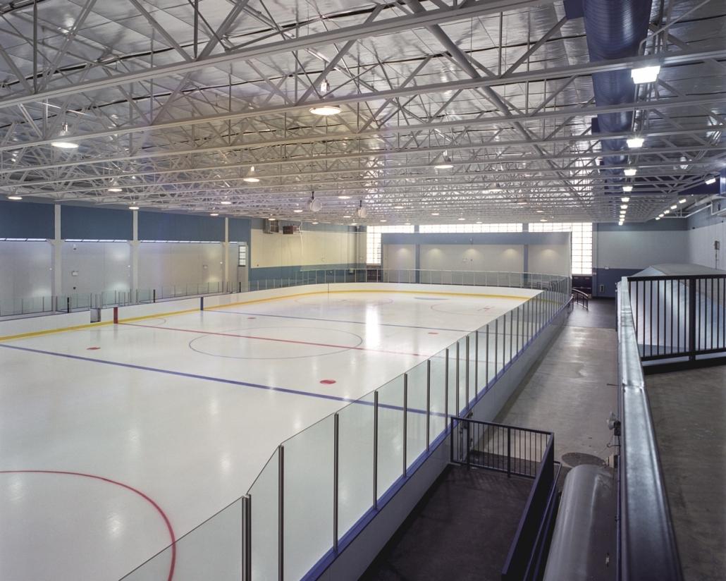 Mennen Ice Skating Arena The Rinaldi Group
