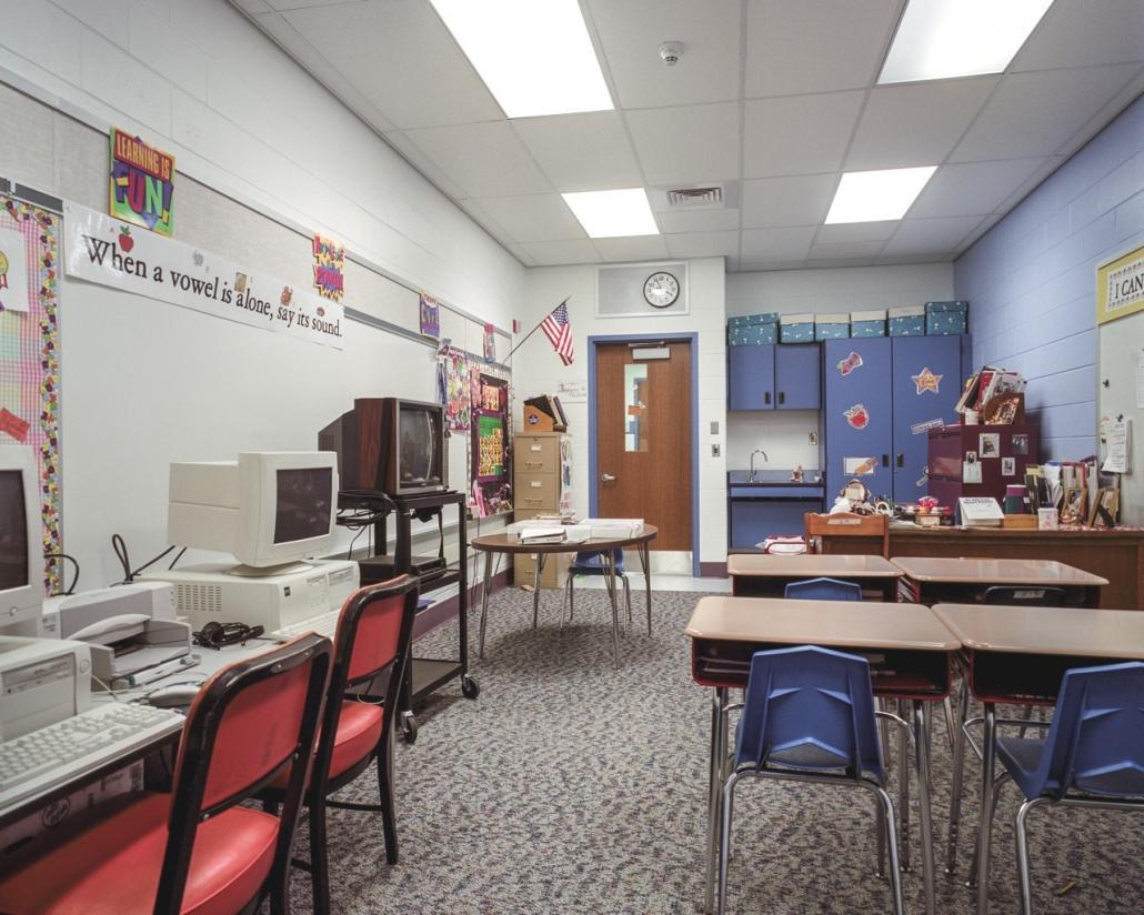 Sharon Road Elementary School The Rinaldi Group