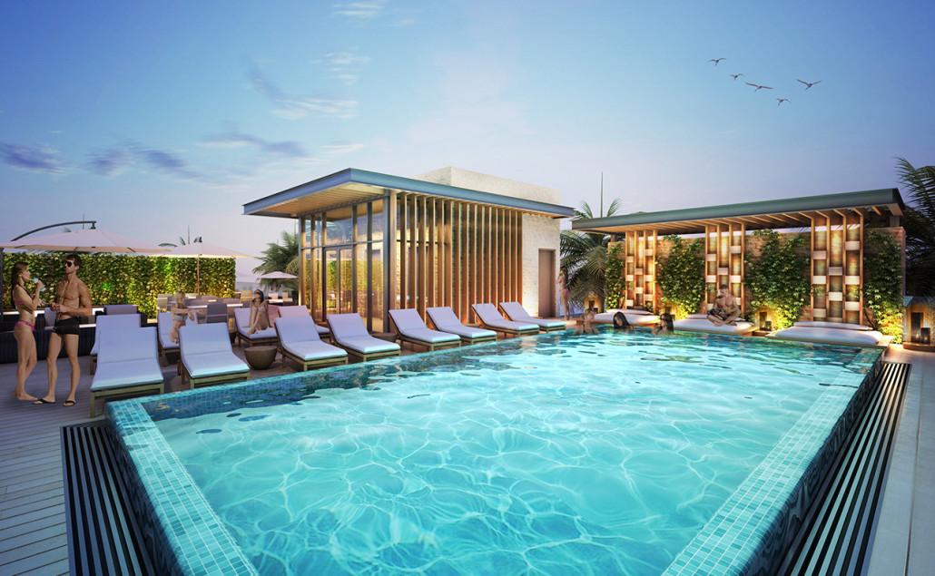 Collins Park Hotel Miami Beach Fl The Rinaldi Group Of