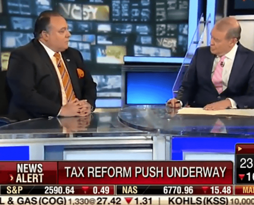 Anthony Rinaldi on FBN 110717
