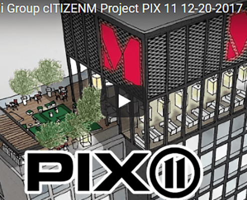 citizen m WPIX11