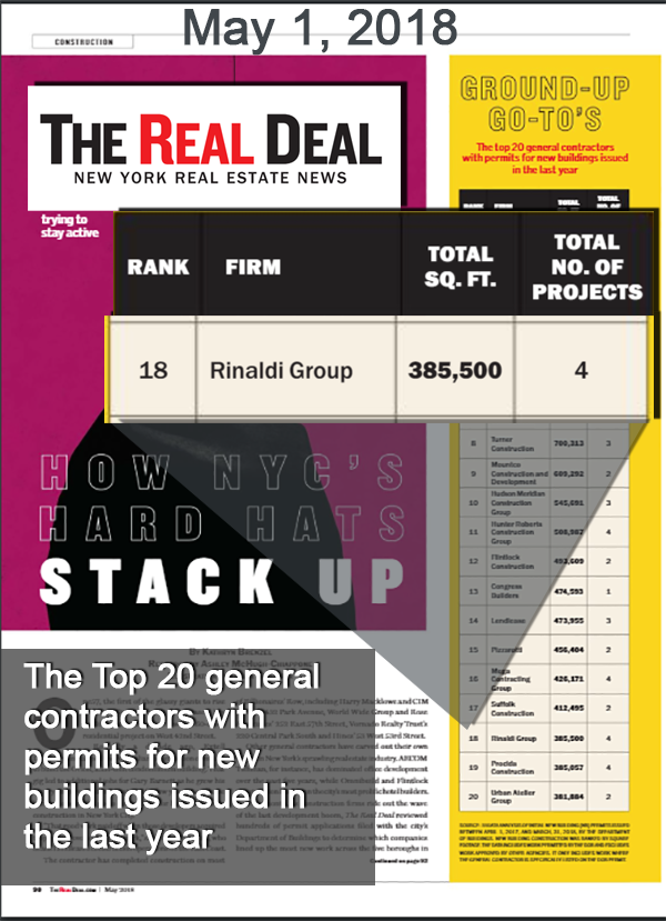The Real Deal Rinaldi Group 1