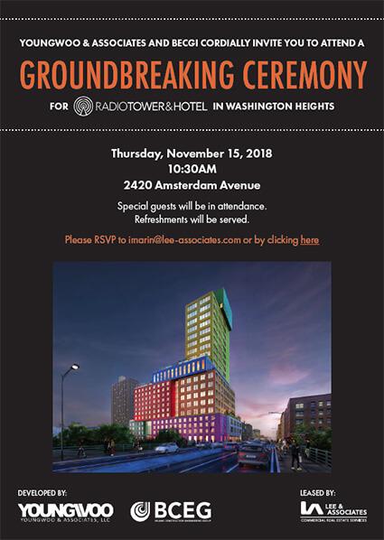 groundbreaking invite