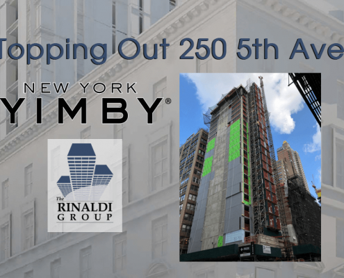 Rinaldi Group Yimby 250 5th Ave