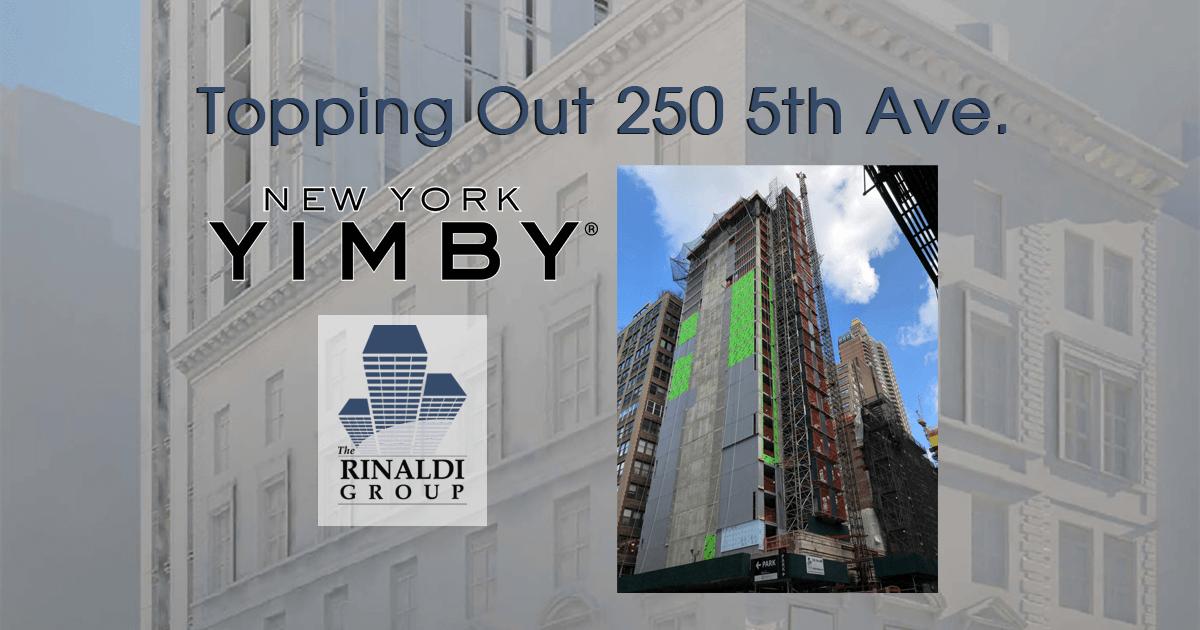 Rinaldi Group Yimby 250 5th Ave