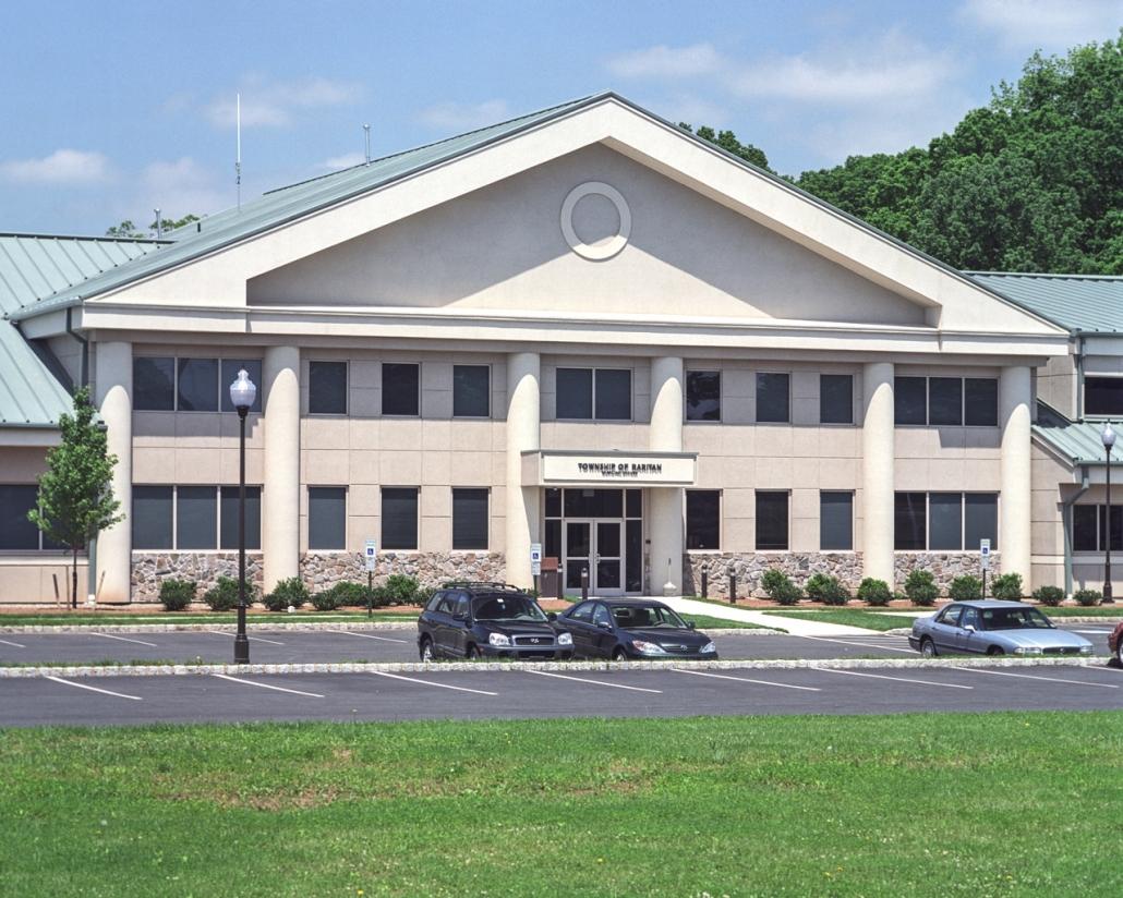 Raritan Township Municipal Building The Rinaldi Group