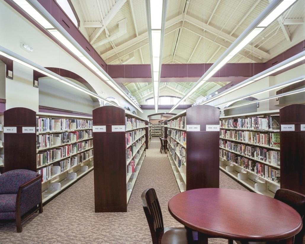 Wayne Public Library The Rinaldi Group