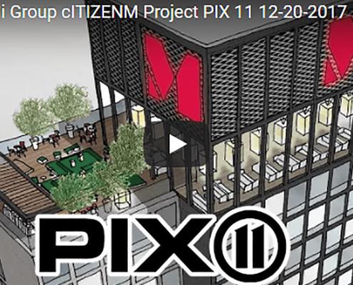 citizen m WPIX11